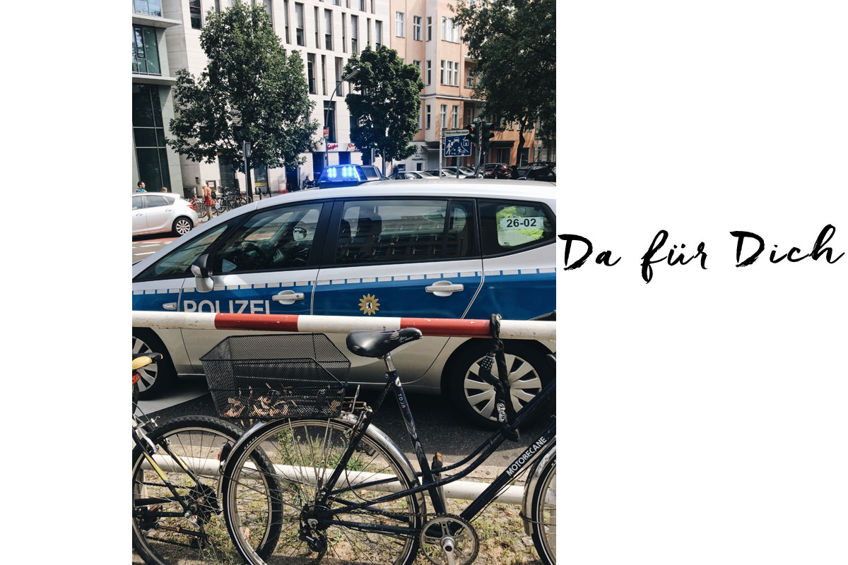 Hilfsbereitschaft Berlin Dito