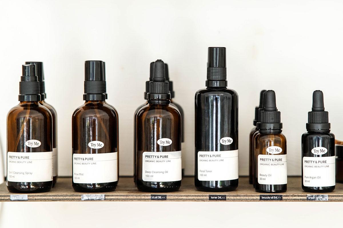 Pretty & Pure Produkte