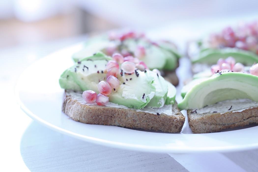 Schneller Snack: Avocado-Toast