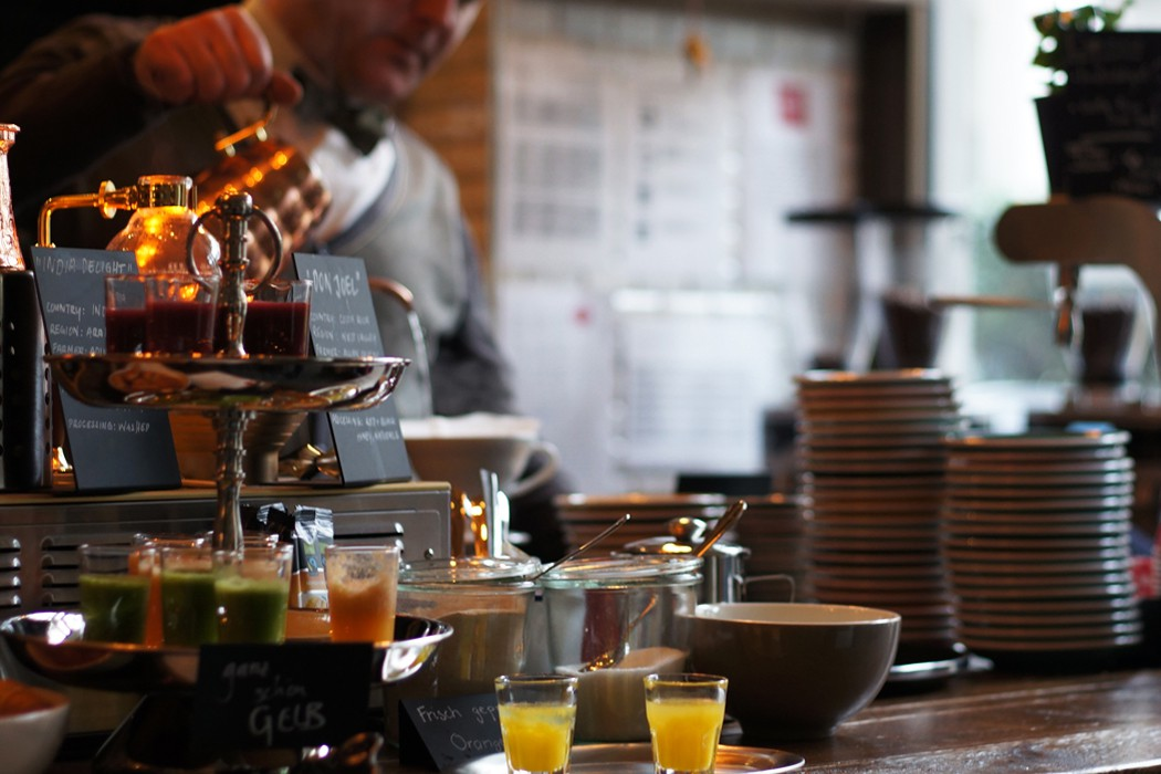 Milchbar Café-Bar