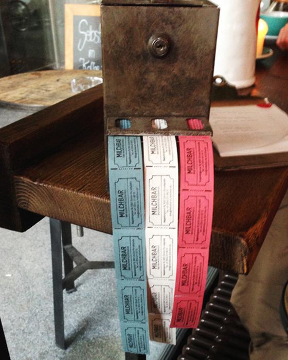 Milchbar Tickets