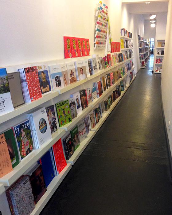 SODA Magazine und Bücher