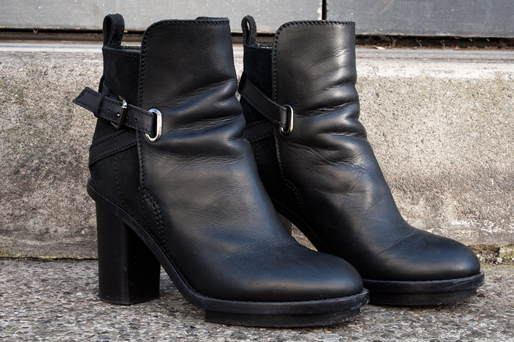 Acne Studio Booties
