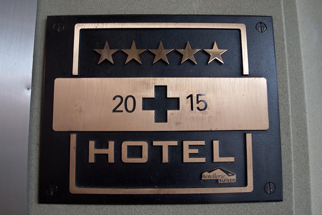 Lindner Hotel Beau Rivage Interlaken Sterne