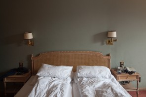 Lindner Hotel Beau Rivage Interlaken Schlafzimmer