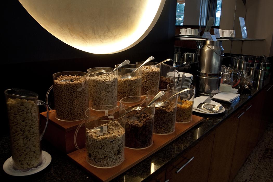 Lindner Hotel Beau Rivage Interlaken Cornflakes