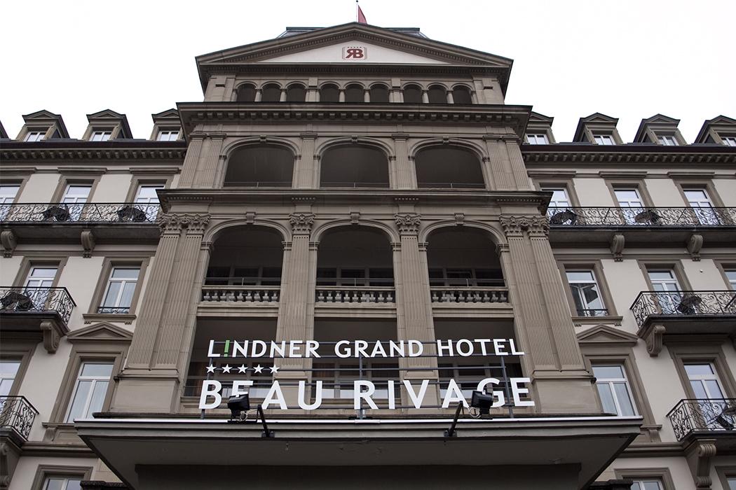 Lindner Hotel Beau Rivage Interlaken