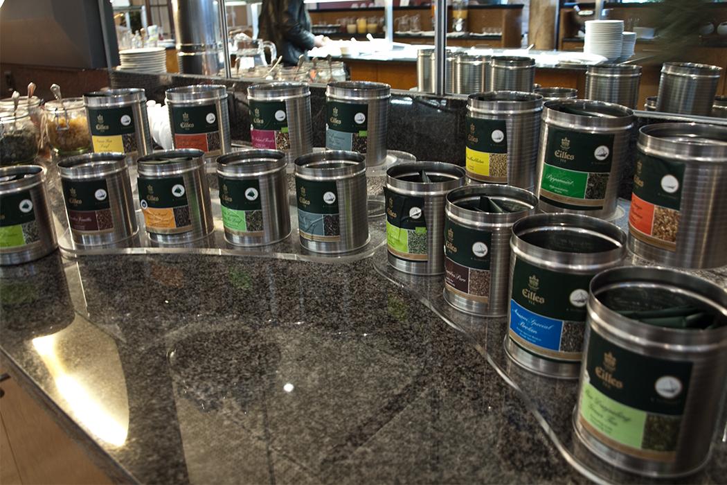 Lindner Hotel Beau Rivage Interlaken Tee