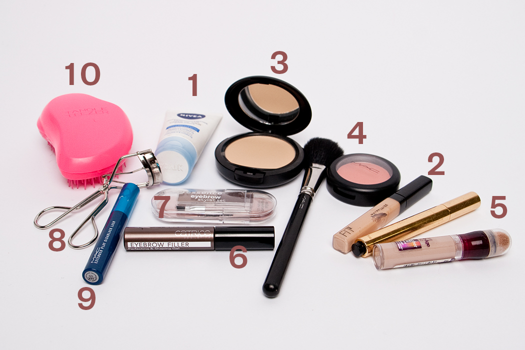 Daily Make-Up Routine Detailed