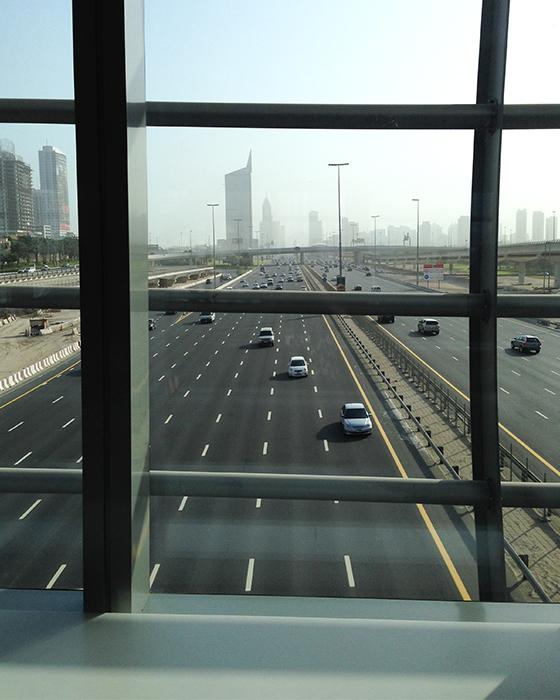 Dubai Autobahn