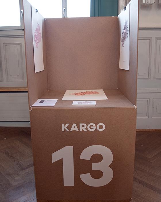 Kargo Stand
