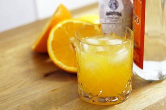 Orangen Koriander Margarita
