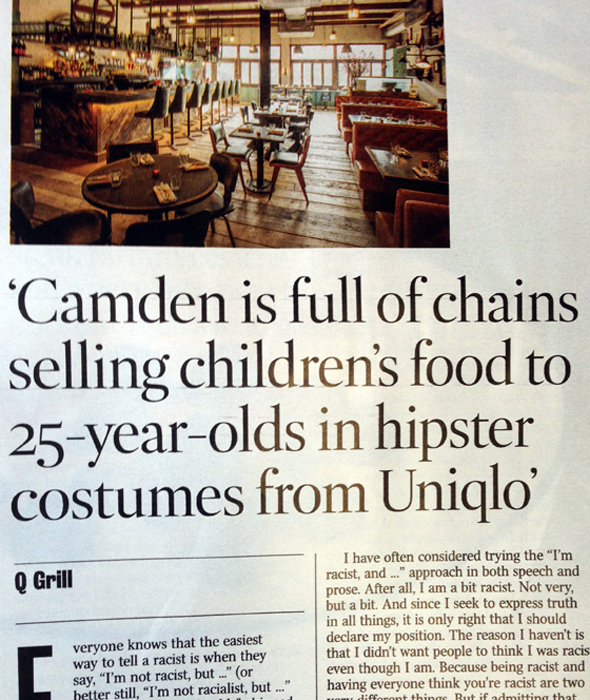 Camden Hipsters