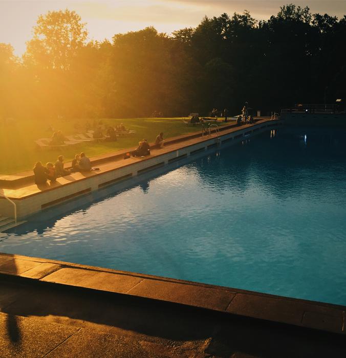 Dolder Pool