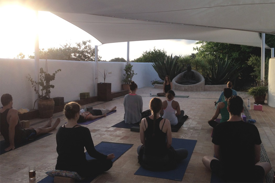 Yogamarkt Ibiza Retreat