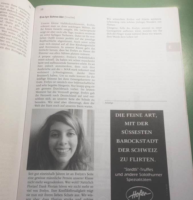 Maturazeitung