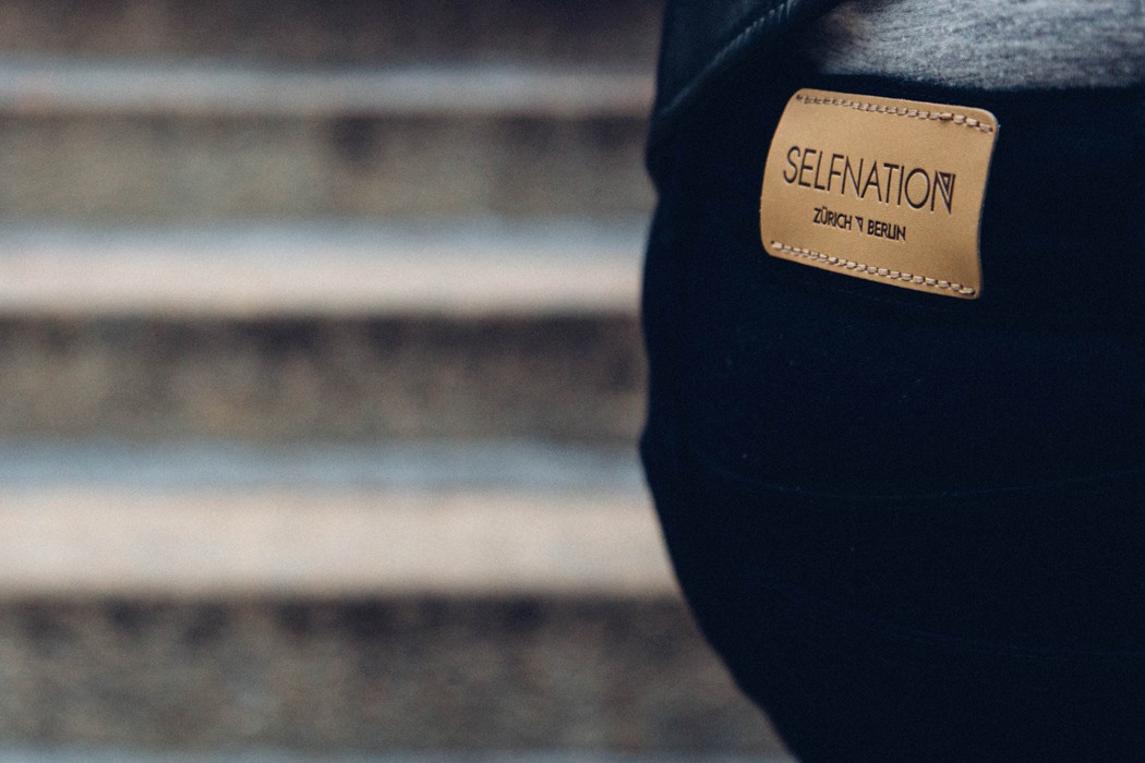 Selfnation Jeans Tokyo Knights