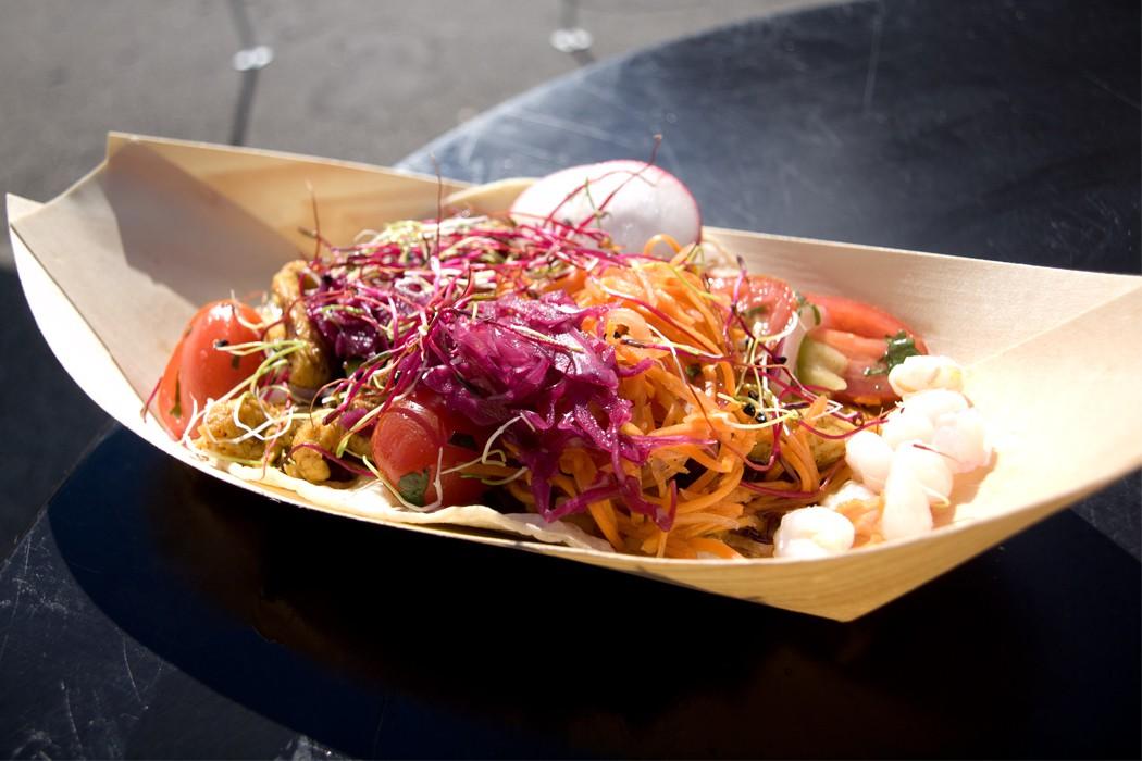 Food Truck Festival Taco