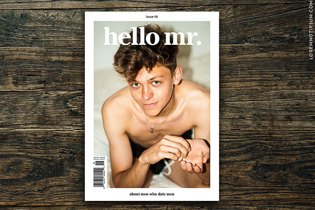 Hello Mr. Magazin