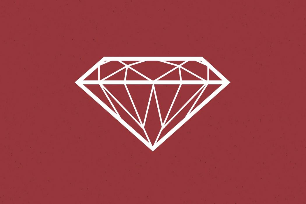 Diamonds Header