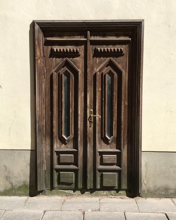 Vilnius Door