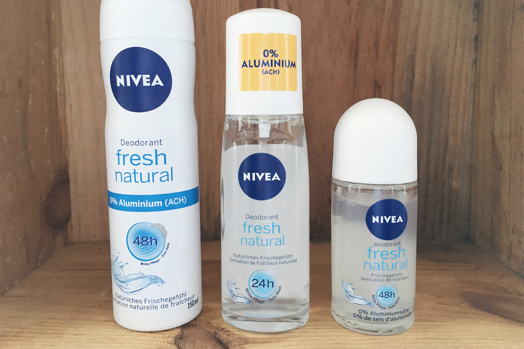 Nivea Fresh Natural