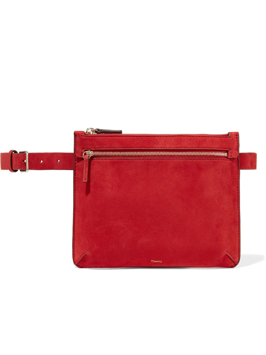 Theory Bauchtasche Rot